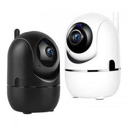 Радио- и видеоняни - Видеоняня, wi-fi camera, поворотная, 0