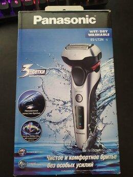 Электробритвы мужские - Электробритва Panasonic ES-LT2N-S820, 0