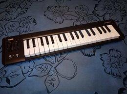 Клавишные инструменты - MIDI клавиатура , 0
