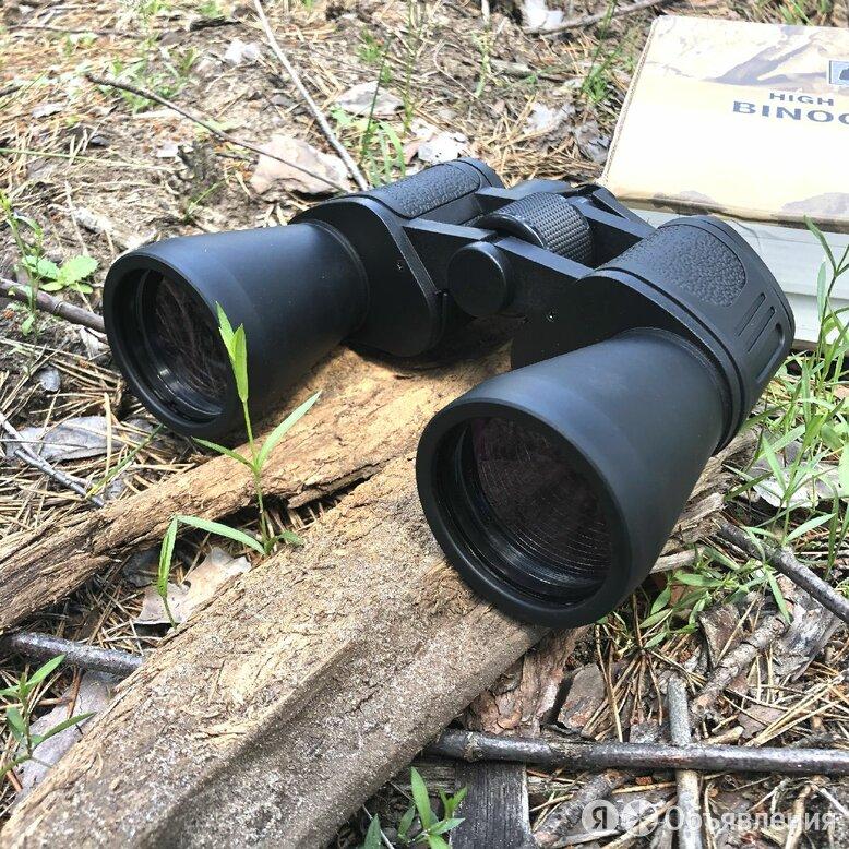 Бинокль четкий 10*50 по цене 2400₽ - Бинокли и зрительные трубы, фото 0