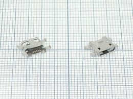 Зарядные устройства и адаптеры - Разъем Micro USB для HTC One S X X+ XL (5 pin), 0