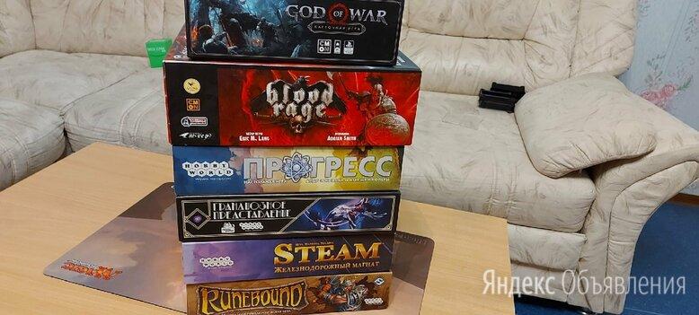 продам настольные игры в идеальном качестве  по цене 2000₽ - Настольные игры, фото 0