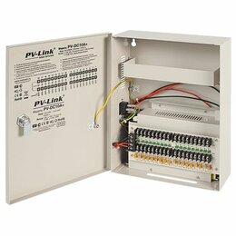 Источники бесперебойного питания, сетевые фильтры - Блок питания PV-Link PV-DC10A+, 0