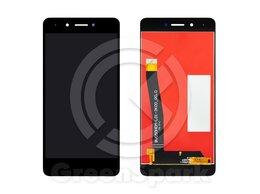 Дисплеи и тачскрины - Дисплей для Huawei Honor 6C DIG-L21HN +тач черный, 0
