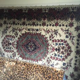 Ковры и ковровые дорожки - Ковёр арабский 3х2 м шерсть 100%. Куплен в конце 1980-х. Настенное хранение, 0