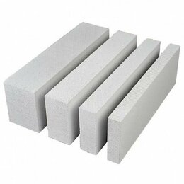 Строительные блоки - Газосиликатный блок, НОВОБЛОК, 0