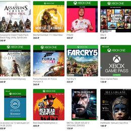 Игры для приставок и ПК - Более 126 игр на Xbox one, 0