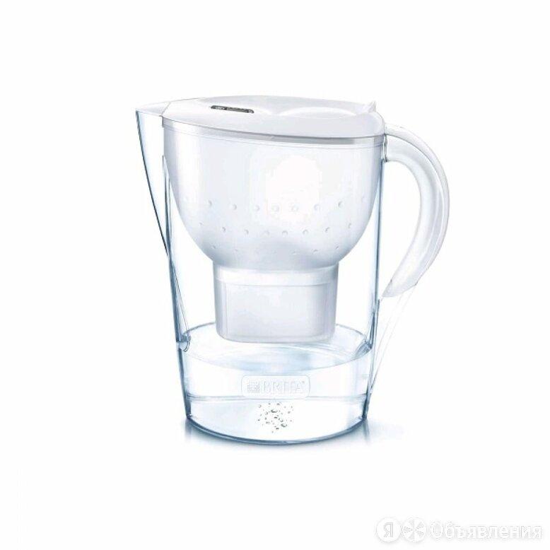 Фильтр-кувшин BRITA MARELLA XL MEMO MX+ по цене 1069₽ - Посуда, фото 0