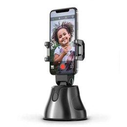 Зарядные устройства и адаптеры - Умный штатив 360° с датчиком движения Apai Genie Robot-Cameraman, 0