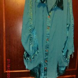 Блузки и кофточки - Блузка новая р.68 ОГ-140 см, 0