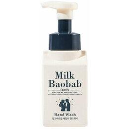 Мыло - MB Family Пенка для рук очищающая MilkBaobab…, 0