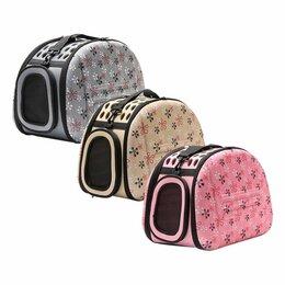 Транспортировка, переноски - Складная сумка-переноска для животных до 6 кг, 0
