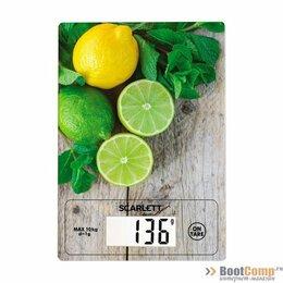 Кухонные весы - Весы кухонные SCARLETT SC-KS57P21, 0