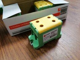 Товары для электромонтажа - Клемма силовая plc-kvs2-16-95-y-green, 0