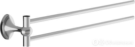 Полотенцедержатель IDDIS Male MALSS20i49 двойной по цене 2590₽ - Держатели и крючки, фото 0
