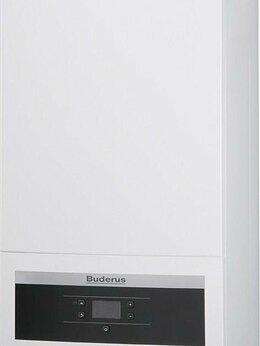 Отопительные котлы - Газовый котел Buderus Logamax U072-18, 0