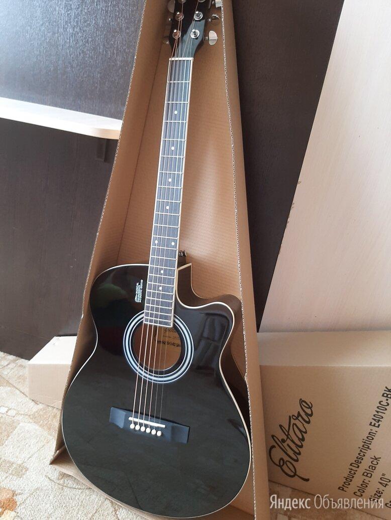 Отличная гитара по цене 5499₽ - Акустические и классические гитары, фото 0