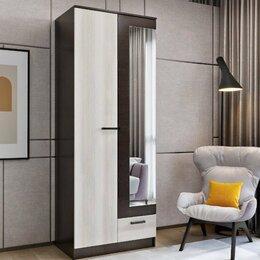 Шкафы, стенки, гарнитуры - шкаф АДЕЛЬ 0.8 С ПОЛКАМИ, 0