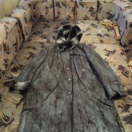 Пальто - Пальто типа дублёнки., 0