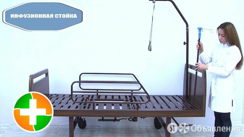 Медицинская кровать для лежачих больных по цене 28440₽ - Оборудование и мебель для медучреждений, фото 0