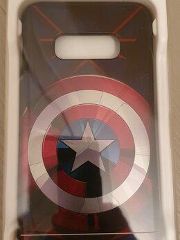 Чехлы - Чехол-бампер Captain America для Samsung Galaxy…, 0