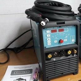 Сварочные аппараты - Сварочный аппарат WSME-200 E AC/DC, 0