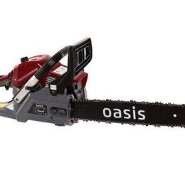 Электро- и бензопилы цепные - Бензопила OASIS GS-16, 0