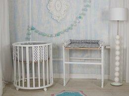 Кроватки - Кровать Incanto Mimi 7 в 1 колеса+поперечный…, 0