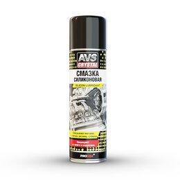 Масла, технические жидкости и химия - Смазка силиконовая AVS AVK-103 335мл, 0