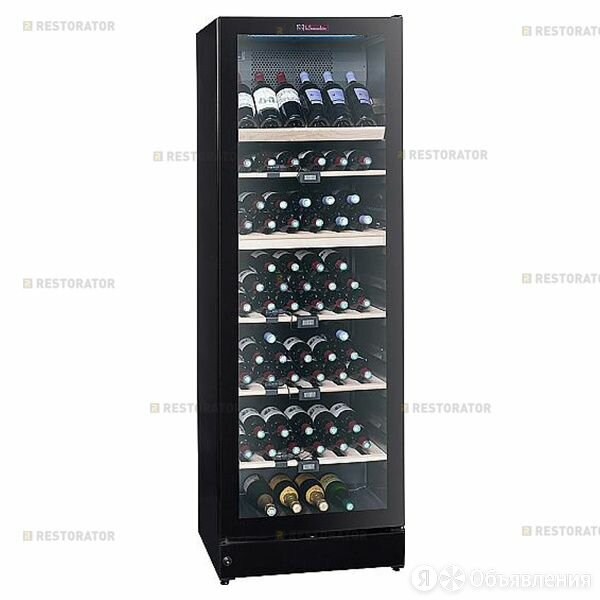 La Sommeliere Винный шкаф La Sommeliere VIP195N по цене 353700₽ - Винные шкафы, фото 0