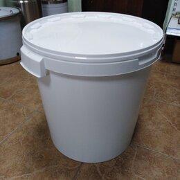 Бочки, кадки, жбаны - Бак 30 литров с крышкой., 0