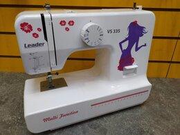 Швейные машины - Швейная машина leader VS335, 0