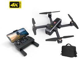 Квадрокоптеры - Квадрокоптер MJX Bugs 4W с камерой 4K в сумке -…, 0