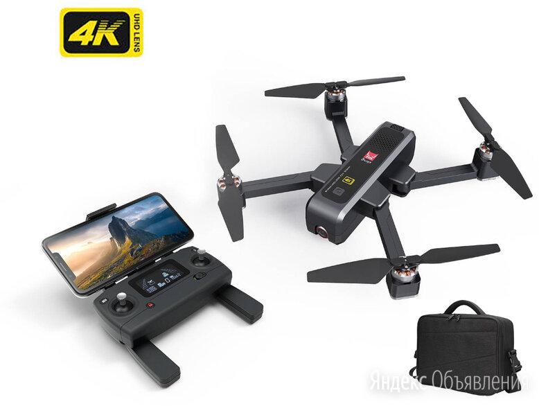 Квадрокоптер MJX Bugs 4W с камерой 4K в сумке - B4W-4K-BAG по цене 16990₽ - Квадрокоптеры, фото 0