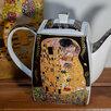 """Чайник заварочный Климт """"Поцелуй"""" по цене 2500₽ - Заварочные чайники, фото 3"""