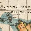 Гравированная кабинетная карта 1758 года России и северных стран S6710 по цене 220000₽ - Гравюры, литографии, карты, фото 8