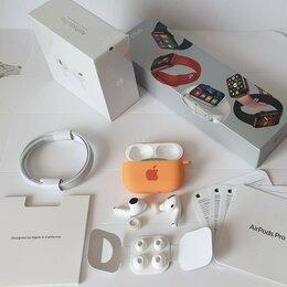 Наушники и Bluetooth-гарнитуры - Airpods pro + Apple Watch , 0