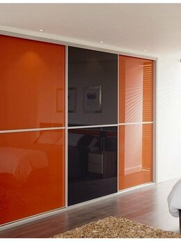 Шкафы, стенки, гарнитуры - Гардероб раздвижные двери, 0