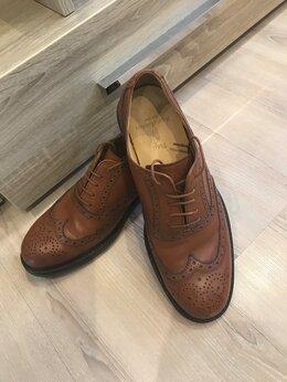 Туфли - Туфли броги б/у Ralph Lauren Polo размер 9,5-42,5, 0