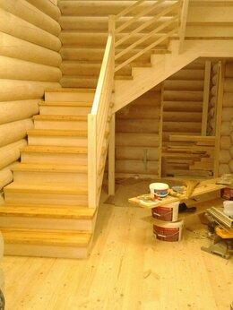 Лестницы и элементы лестниц - Лестница Красногорск, 0