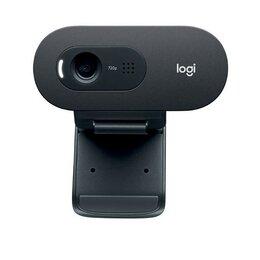 Веб-камеры - Веб-камера Logitech C505e Black, 0