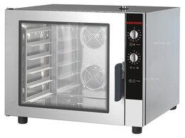 Жарочные и пекарские шкафы - Печь конвекционная Inoxtrend NB-SA-006E, 0