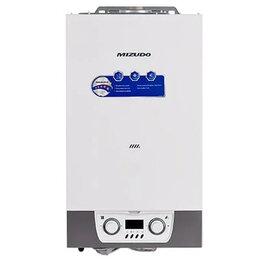 Отопительные котлы - Конвекционный газовый котел Mizudo M24T (24 кВт)…, 0