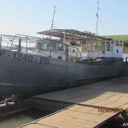Моторные лодки и катера - Продаю катер или на металлом. Вес min 10 тонн. , 0