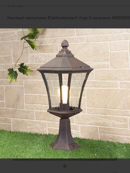 Уличное освещение - Уличный светильник Elektrostandard Virgo S…, 0