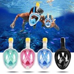 Аксессуары - Подводная маска для снорклинга EasyBreath, 0