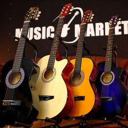 Акустические и классические гитары - Гитара + Аксессуары (Комплект), 0