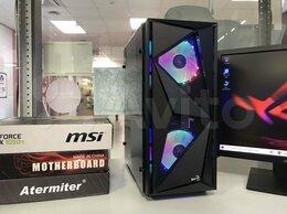Настольные компьютеры - Intel i5 12л.ядер 32Gb SSD120 HDD500 GTX1050Ti, 0