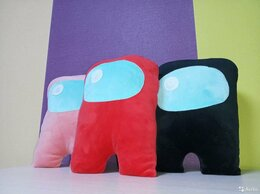 Мягкие игрушки - Мягкая игрушка  Аmоng Us  Амонг Ас , 0