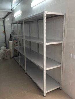 Мебель для учреждений - Стеллаж полочный для склада , 0